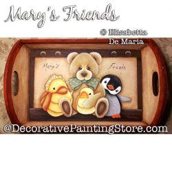 Marys Friends PDF DOWNLOAD - Elisabetta DeMaria