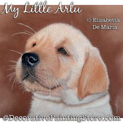 My Little Artu (Lab Puppy) PDF DOWNLOAD - Elisabetta DeMaria