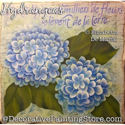 Hydrangeas PDF DOWNLOAD - Elisabetta DeMaria