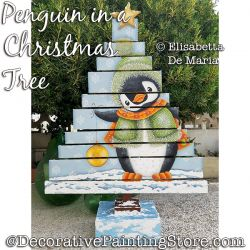 Penguin in the Christmas Tree PDF DOWNLOAD - Elisabetta DeMaria