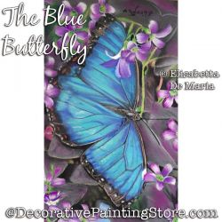 The Blue Butterfly PDF DOWNLOAD - Elisabetta DeMaria