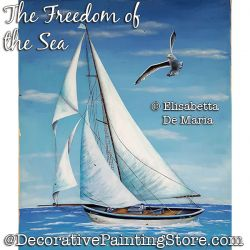 The Freedom of the Sea PDF DOWNLOAD - Elisabetta DeMaria