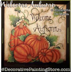 Welcome Autumn PDF DOWNLOAD - Elisabetta DeMaria