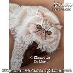 Minou (Persian Cat) PDF DOWNLOAD - Elisabetta DeMaria