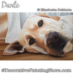 Dante (Yellow Labrador Retriever) PDF DOWNLOAD - Elisabetta DeMaria