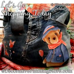 Lets Go Shopping Today (Teddy Bear) PDF DOWNLOAD - Elisabetta DeMaria
