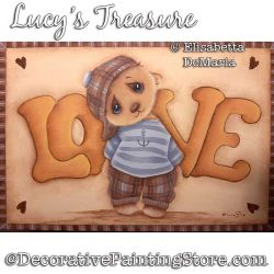 Lucys Treasure (Teddy Bear) PDF DOWNLOAD - Elisabetta DeMaria