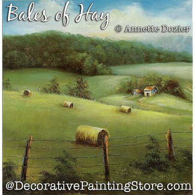 Bales of Hay PDF DOWNLOAD - Annette Dozier