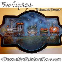 Boo Express PDF DOWNLOAD - Annette Dozier