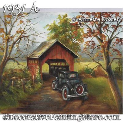 1931 A (Model A Car) PDF DOWNLOAD - Annette Dozier
