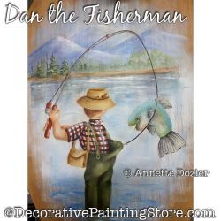 Dan the Fisherman PDF DOWNLOAD - Annette Dozier
