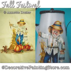 Fall Festival PDF DOWNLOAD - Annette Dozier
