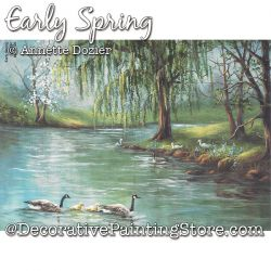 Early Spring PDF DOWNLOAD - Annette Dozier