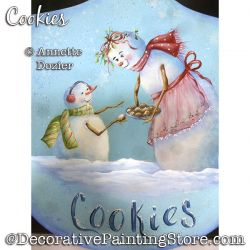 Cookies PDF DOWNLOAD - Annette Dozier