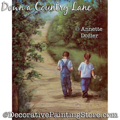 Down a Country Lane PDF DOWNLOAD - Annette Dozier