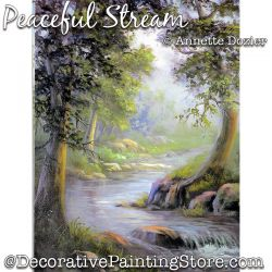 Peaceful Stream PDF DOWNLOAD - Annette Dozier