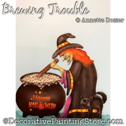 Brewing Trouble PDF DOWNLOAD - Annette Dozier