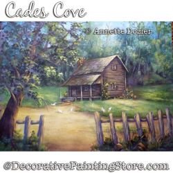 Cades Cove PDF DOWNLOAD - Annette Dozier