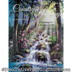 Country Pathways Vol. 10 - Annette Dozier - CANADA ONLY POSTAGE PAID
