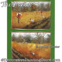 The Hunter Painting Pattern PDF DOWNLOAD - Annette Dozier