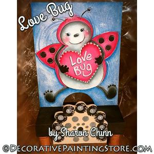 Love Bug ePattern by Sharon Chinn - BY DOWNLOAD