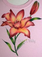 Sunset Lily Pattern DOWNLOAD