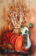 Autumn Display in Oils e-Pattern DOWNLOAD