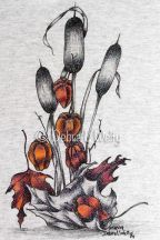Autumn Bouquet Fabric e-Pattern DOWNLOAD