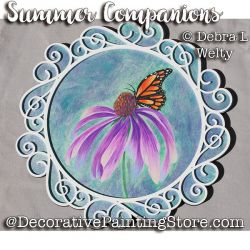 Summer Companions e-Pattern - Debra Welty - PDF DOWNLOAD