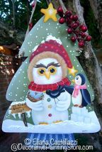 Winter Friends Pattern - Eliana Castellazzi - PDF DOWNLOAD