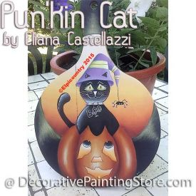 Pumkin Cat ePattern - Eliana Castellazzi - PDF DOWNLOAD