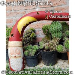 Good Night Santa Gourd Download - Eliana Castellazzi