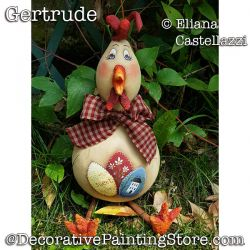 Gertrude (Chicken) Download - Eliana Castellazzi
