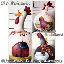 Old Friends (Chicken Gourd) Download - Eliana Castellazzi