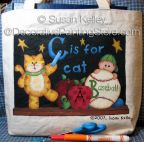 C is for Cat ePacket - Susan Kelley - PDF DOWNLOAD