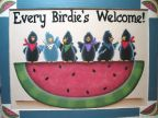 Every Birdies Welcome ePacket - Susan Kelley - PDF DOWNLOAD