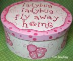 Ladybug Fly Away Home Box ePacket - Susan Kelley - PDF DOWNLOAD