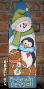 Freezin Season Mink/Pelt Board ePacket - Susan Kelley - PDF DOWNLOAD