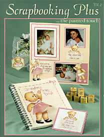 Scrapbooking Plus... the painted touch 2