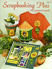 Scrapbooking Plus... the painted touch 3