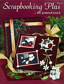 Scrapbooking Plus... the painted touch 4