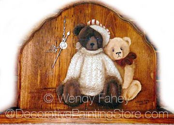 Cozy Time Friends ePacket - Wendy Fahey - PDF DOWNLOAD
