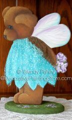 Emmy Bear Fairy ePacket - Wendy Fahey - PDF DOWNLOAD