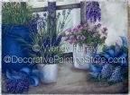 Lavender Windowsill ePacket - Wendy Fahey - PDF DOWNLOAD