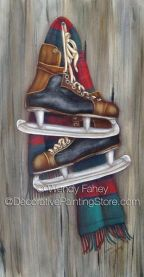 The Old Skates ePacket - Wendy Fahey - PDF DOWNLOAD