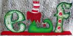 Christmas Elf ePacket - Wendy Fahey - PDF DOWNLOAD