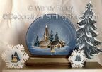 Snow Globe ePacket - Wendy Fahey - PDF DOWNLOAD