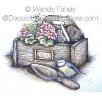Just in Twine Pen and Ink ePacket - Wendy Fahey - PDF DOWNLOAD