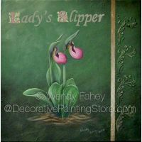 Ladys Slipper ePacket - Wendy Fahey - PDF DOWNLOAD