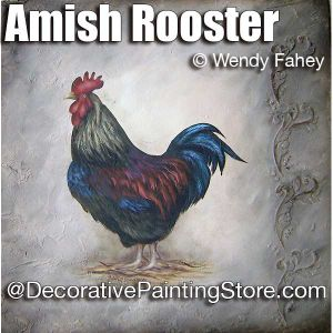 Amish Rooster ePacket - Wendy Fahey - PDF DOWNLOAD